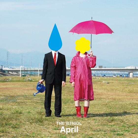 Aprilのジャケット